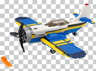 Airplane 31011 Lego Creator Aircraft Aviation PNG