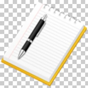 Notebook Paper Notepad Computer Icons PNG