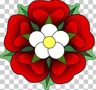 Tudor Rose Wars Of The Roses House Of Tudor Red Rose Of Lancaster PNG