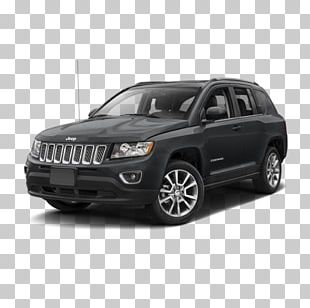 2017 Jeep Compass Latitude Chrysler Car Ram Pickup PNG