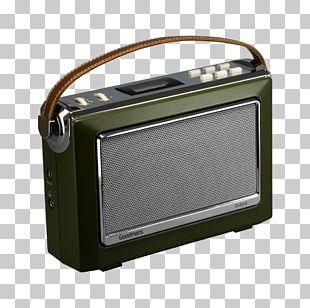 Digital Radio FM Broadcasting Antique Radio Internet Radio PNG