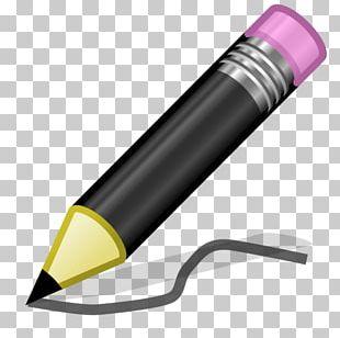 Pen Text Editor PNG