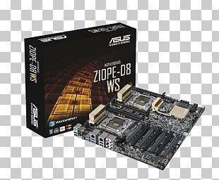 Intel LGA 2011 ASUS Z10PE-D16 WS ASUS Z10PE-D8 WS Motherboard PNG