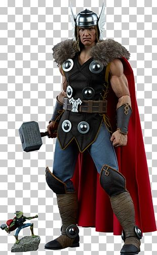 Thor Hulk Sideshow Collectibles Action & Toy Figures 1:6 Scale Modeling PNG