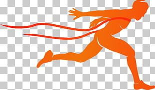 Illustration Muscle Running Sports PNG