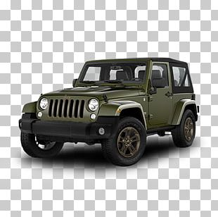 2016 Jeep Wrangler Sport Utility Vehicle Car Chrysler PNG