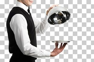 Stock Photography Waiter Catering Foodservice PNG