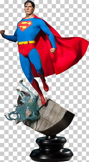 Superman Batman Action & Toy Figures Sideshow Collectibles DC Comics PNG