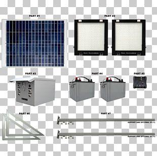 Solar Panels Solar Energy Solar Power Solar Lamp Photovoltaics PNG