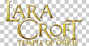 Lara Croft And The Temple Of Osiris Lara Croft And The Guardian Of Light Logo Xbox 360 PNG