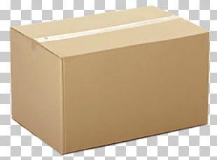 Paper Cardboard Box Corrugated Fiberboard Carton PNG