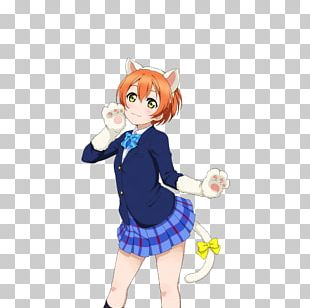 Love Live! School Idol Festival Rin Hoshizora Nico Yazawa Anime Japanese Idol PNG