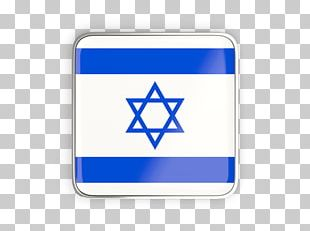 Flag Of Israel Jerusalem The Star Of David Judaism PNG