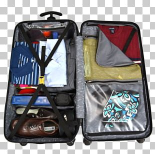 Baggage Trunk Suitcase Hand Luggage PNG