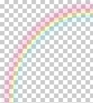 Light Rainbow Icon PNG