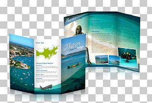 Paper Flyer Pamphlet Advertising Brochure PNG