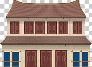 Building Drawing Facade House Shed PNG