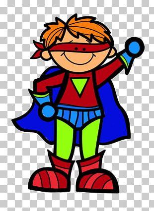 Superhero School Classroom Teacher Education PNG