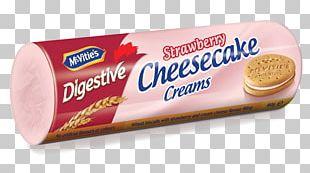 Cheesecake Cream Digestive Biscuit Vanilla PNG