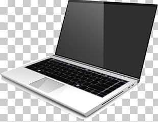 Laptop Netbook Computer Fundal PNG