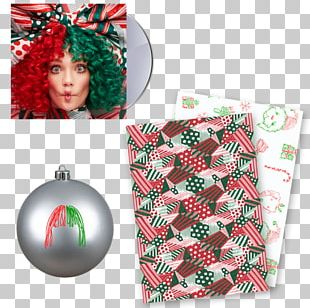 Sia Christmas Ornament Santa Claus Everyday Is Christmas PNG