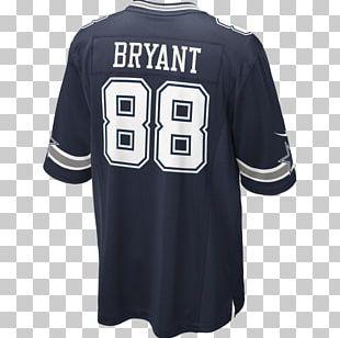 Dallas Cowboys NFL T-shirt Jersey Nike PNG