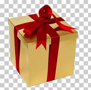Gift Wrapping Box Christmas Gift Gift Card PNG