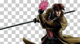 Gambit Rogue Professor X Magneto X-Men PNG