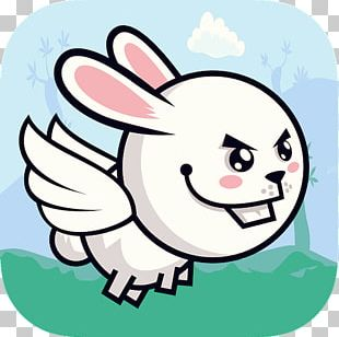 Mobile Game Rabbit Video Game Android PNG