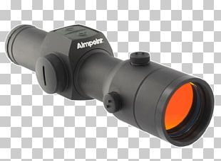 Hunting Aimpoint AB Red Dot Sight Reflector Sight PNG