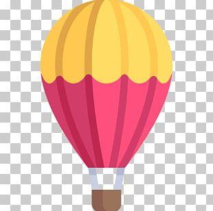 AERO MONTGOLFIERE Hot Air Ballooning Flight PNG