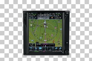 Aircraft Visual Approach Garmin Ltd. Garmin G1000 Automatic Dependent Surveillance – Broadcast PNG