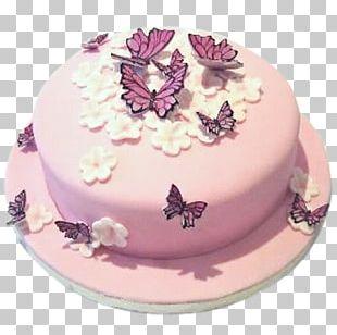 Birthday Cake Royal Icing Torte Tart Cake Decorating PNG