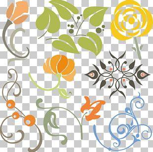 Painting Floral Design Art PNG
