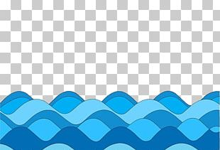 Wind Wave Drawing Sea PNG