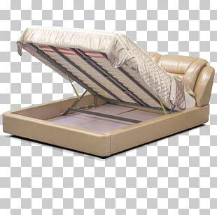 Bed Frame Mattress Comfort PNG