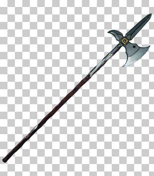 Foam Larp Swords LARP Dagger Live Action Role-playing Game Halberd Spear PNG