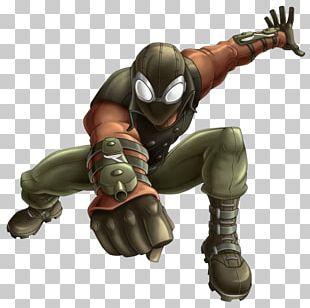 Spider-Man: Shattered Dimensions Spider-Man Noir Marvel Noir Venom PNG