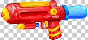 Water Gun PNG
