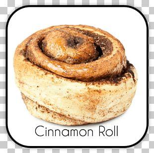 Cinnamon Roll Sticky Bun Flavor Juice Sweet Roll PNG