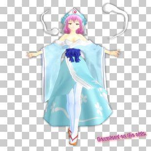 Clothing Kimono Legacy Of Lunatic Kingdom Phantasmagoria Of Dim.Dream PNG