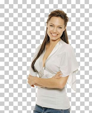 Angelina Jolie By The Sea Actor Hollywood PNG