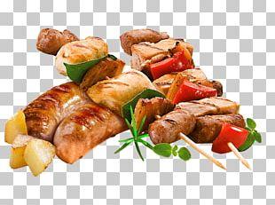 Sausage Barbecue Kebab Grilling PNG
