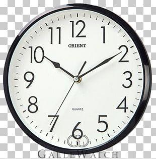 Quartz Clock Wall Electric Clock Watch PNG