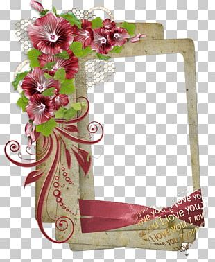 Digital Scrapbooking Frames Paper PNG