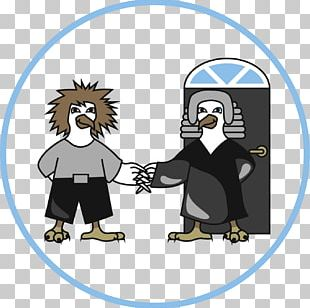Flightless Bird Illustration Human Behavior PNG