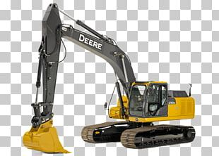 John Deere Storm Lawn & Garden Heavy Machinery Excavator Architectural Engineering PNG