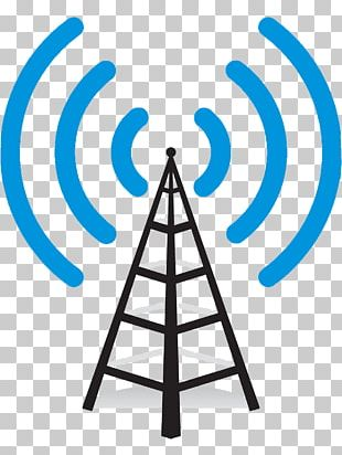 Telecommunications Tower Amateur Radio Broadcasting PNG