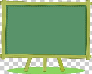 Cartoon Blackboard PNG