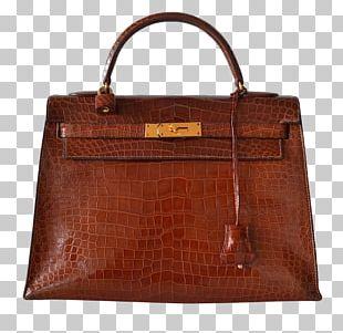 Handbag Satchel Hermès Leather PNG
